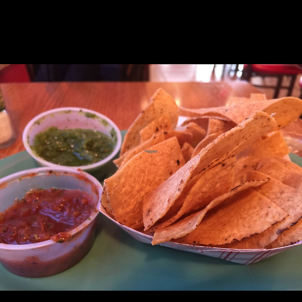 """Photo of Bumble Bees Baja Grill  by <a href=""""/members/profile/Taycw"""">Taycw</a> <br/>Chips! $1 <br/> April 25, 2017  - <a href='/contact/abuse/image/71556/252149'>Report</a>"""