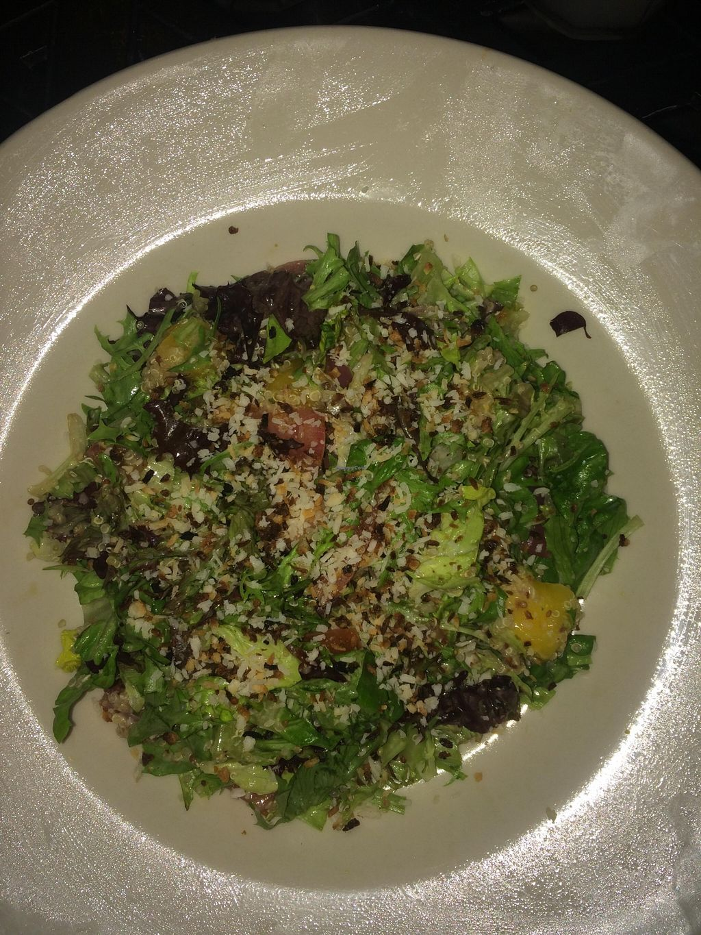"""Photo of Miss Lucy's  by <a href=""""/members/profile/JCvegMA"""">JCvegMA</a> <br/>Coco-mango salad <br/> May 3, 2016  - <a href='/contact/abuse/image/71564/147271'>Report</a>"""
