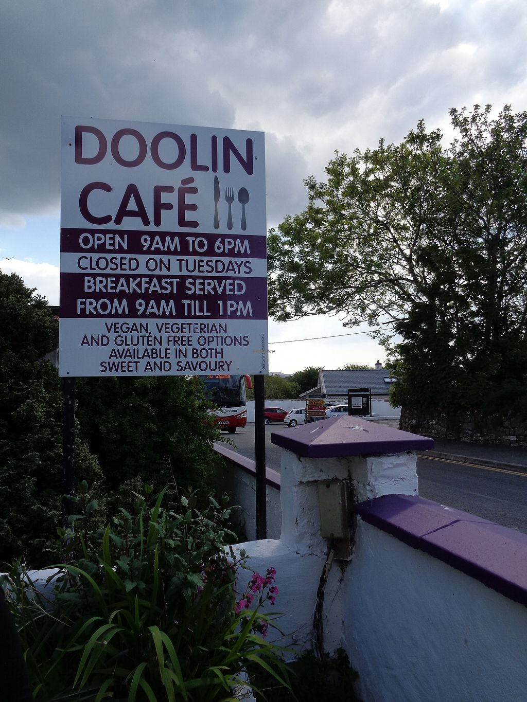 """Photo of Doolin Cafe  by <a href=""""/members/profile/FlorMayana"""">FlorMayana</a> <br/>Doolin Cafe <br/> March 30, 2018  - <a href='/contact/abuse/image/71584/378416'>Report</a>"""