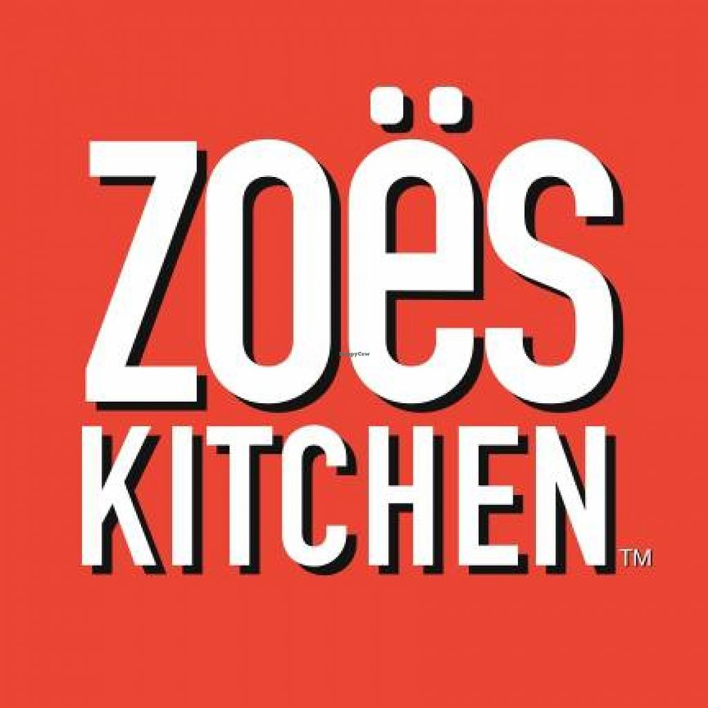"Photo of Zoe's Kitchen -  Tennessee St  by <a href=""/members/profile/community"">community</a> <br/>zoe's <br/> March 30, 2016  - <a href='/contact/abuse/image/71601/141956'>Report</a>"