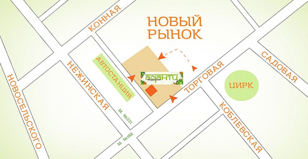 "Photo of Adanti  by <a href=""/members/profile/VegTim"">VegTim</a> <br/>Map showing the store location in the bazaar area Novy Rynok.  <br/> March 31, 2016  - <a href='/contact/abuse/image/71610/142091'>Report</a>"