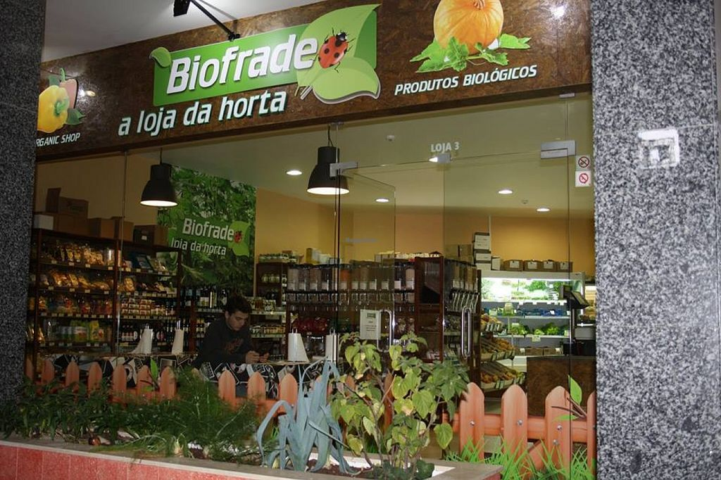 Photo of Biofrade - A Loja da Horta  by ALojadaHorta <br/>Our organic and vegeterian store   <br/> March 31, 2016  - <a href='/contact/abuse/image/71637/142062'>Report</a>