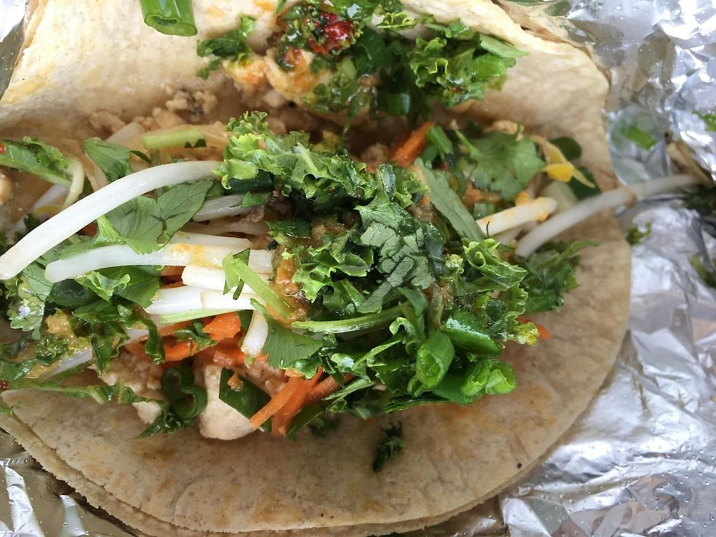 "Photo of SeoulSpice  by <a href=""/members/profile/cookiem"">cookiem</a> <br/>Make your own vegan tacos! <br/> March 31, 2016  - <a href='/contact/abuse/image/71641/191802'>Report</a>"
