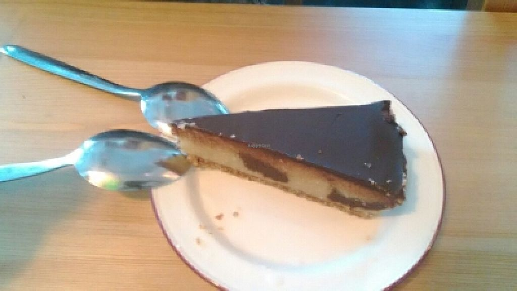 """Photo of CLOSED: Campbell's Canal Cafe  by <a href=""""/members/profile/LilacHippy"""">LilacHippy</a> <br/>Peanut butter cheesecake <br/> July 2, 2016  - <a href='/contact/abuse/image/71668/157302'>Report</a>"""