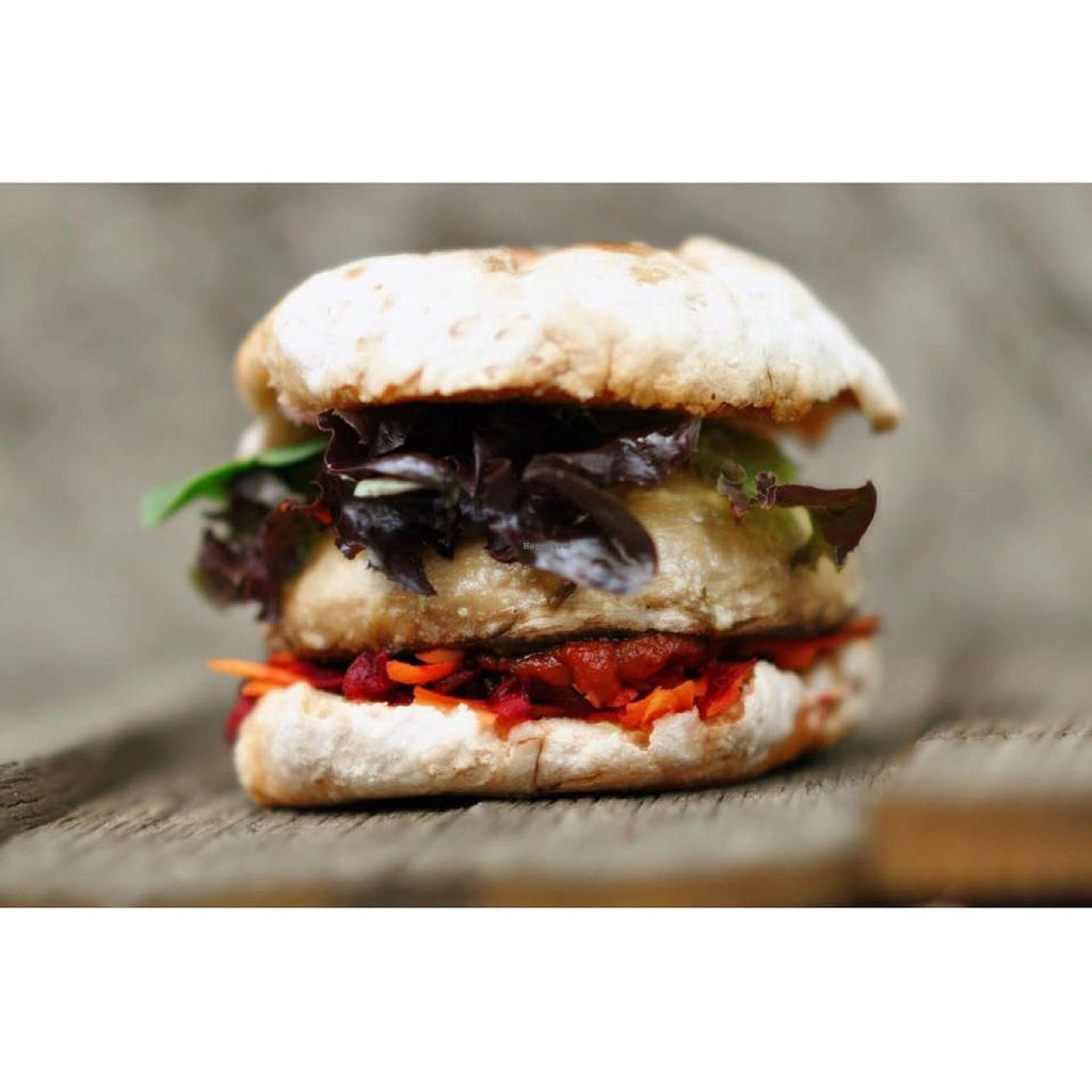 """Photo of VGF Vegan Gluten Free  by <a href=""""/members/profile/community"""">community</a> <br/>vegan burger <br/> April 15, 2016  - <a href='/contact/abuse/image/71671/144674'>Report</a>"""