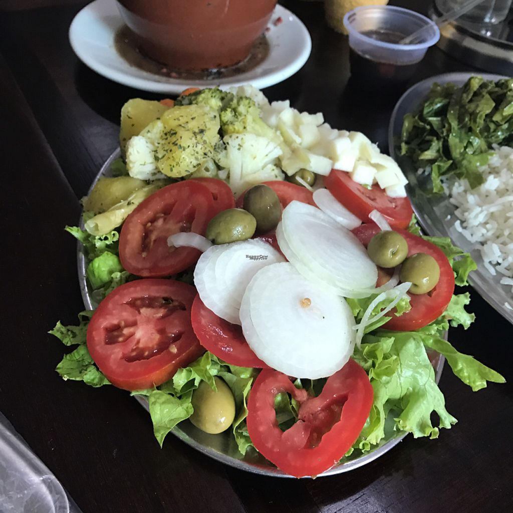 """Photo of Boteco do Gois  by <a href=""""/members/profile/Paolla"""">Paolla</a> <br/>Salad <br/> March 2, 2017  - <a href='/contact/abuse/image/71679/231802'>Report</a>"""