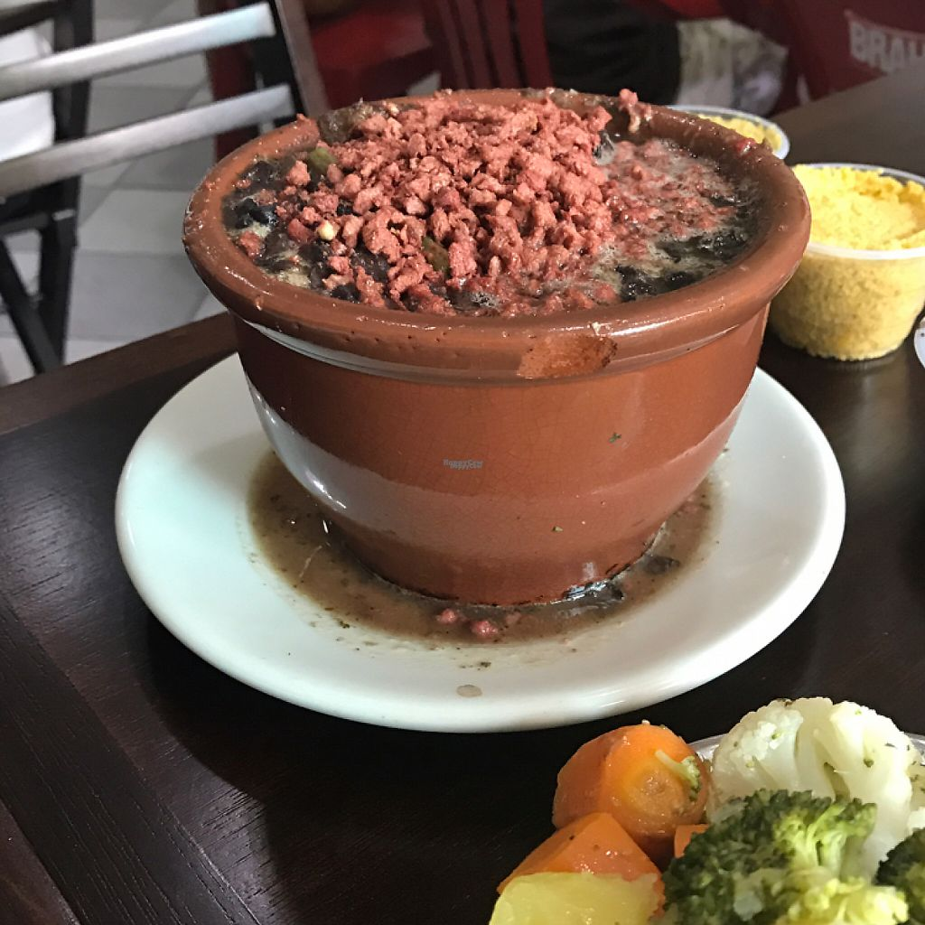 """Photo of Boteco do Gois  by <a href=""""/members/profile/Paolla"""">Paolla</a> <br/>Feijoada <br/> March 2, 2017  - <a href='/contact/abuse/image/71679/231803'>Report</a>"""