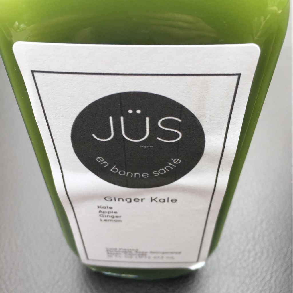 """Photo of Jus  by <a href=""""/members/profile/earthville"""">earthville</a> <br/>juice in glass bottles  <br/> July 15, 2016  - <a href='/contact/abuse/image/71689/160126'>Report</a>"""