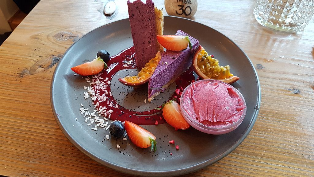 """Photo of Souls  by <a href=""""/members/profile/JonJon"""">JonJon</a> <br/>Red fruits cheese cake <br/> April 19, 2018  - <a href='/contact/abuse/image/71701/388187'>Report</a>"""