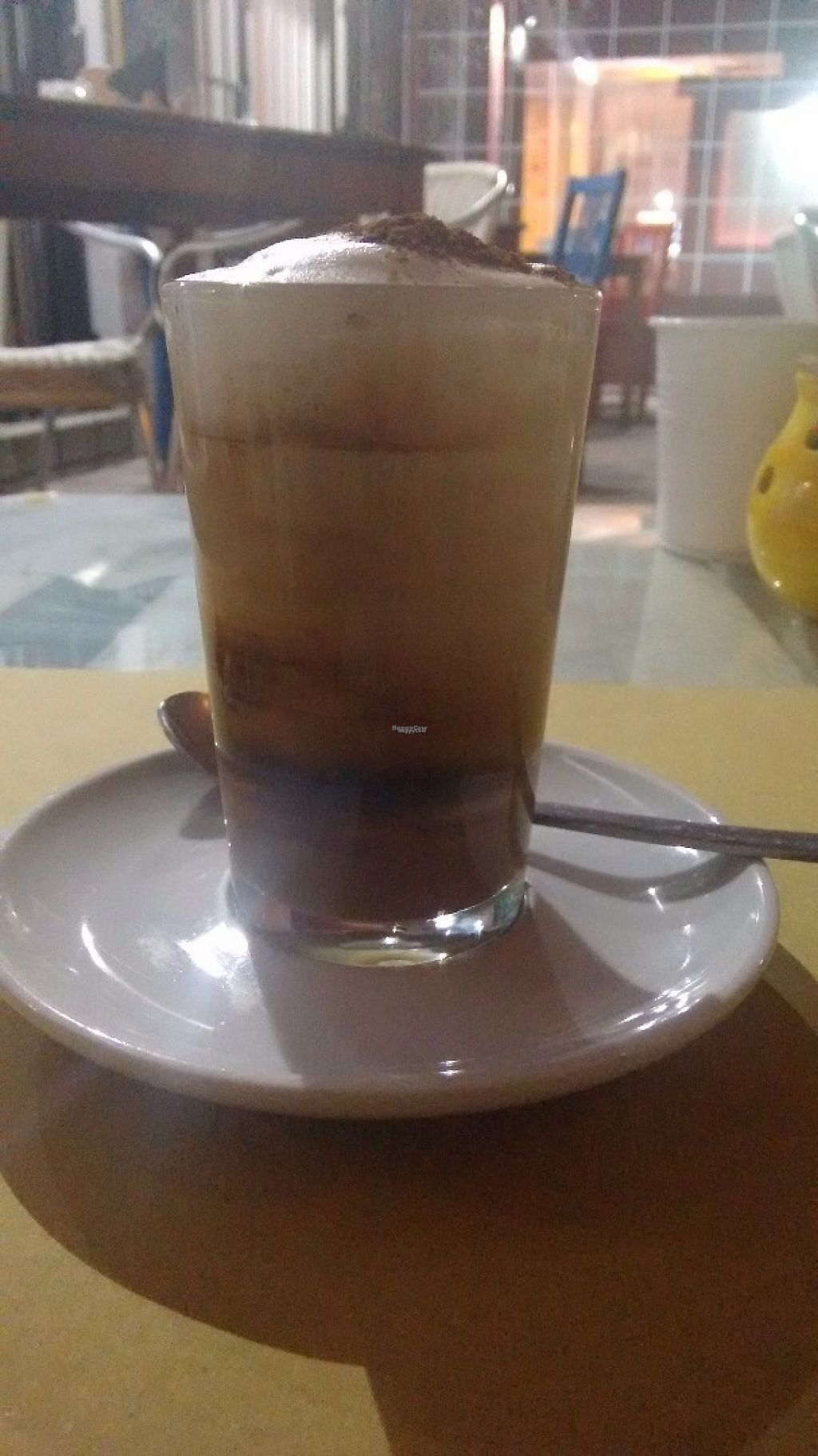"Photo of Fuori di Zucca  by <a href=""/members/profile/StephenEamonn"">StephenEamonn</a> <br/>Barraquito, a delicious coffee liquor drink, a Tenerife special! <br/> January 17, 2017  - <a href='/contact/abuse/image/71702/212631'>Report</a>"