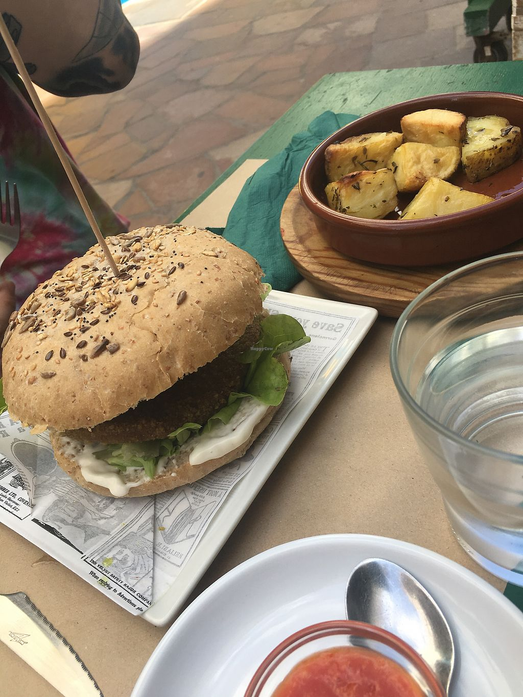 "Photo of Fuori di Zucca  by <a href=""/members/profile/kiiabby"">kiiabby</a> <br/>Burger  <br/> April 4, 2018  - <a href='/contact/abuse/image/71702/380832'>Report</a>"