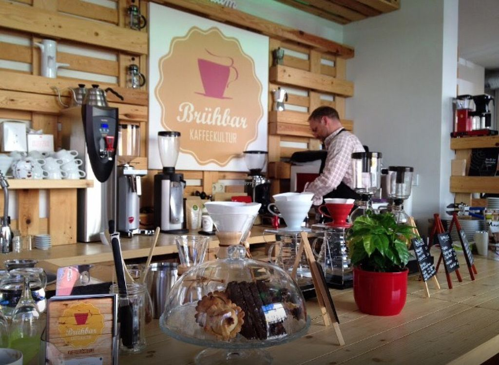 """Photo of Bruehbar - Coffee Roaster  by <a href=""""/members/profile/Goertrude"""">Goertrude</a> <br/>The 'Bar' <br/> April 7, 2016  - <a href='/contact/abuse/image/71710/143233'>Report</a>"""