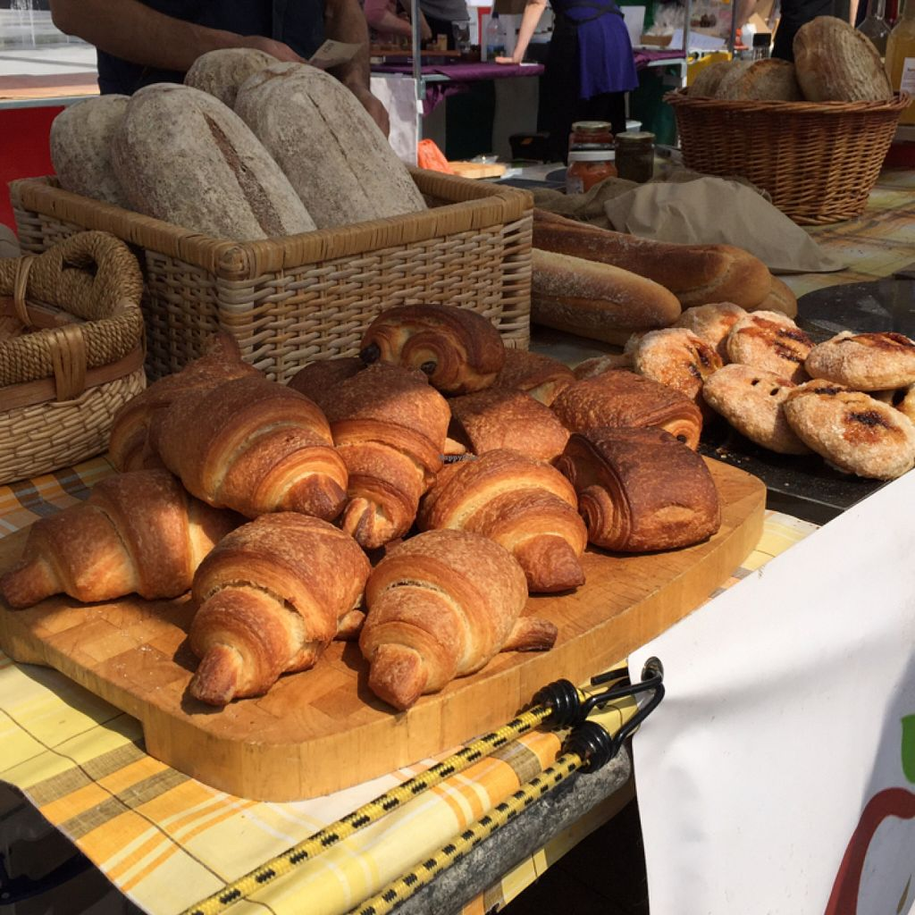 """Photo of Sneinton Vegan Market - Pop-up  by <a href=""""/members/profile/Chris_D"""">Chris_D</a> <br/>Vegan Croissants <br/> May 30, 2016  - <a href='/contact/abuse/image/71711/151381'>Report</a>"""