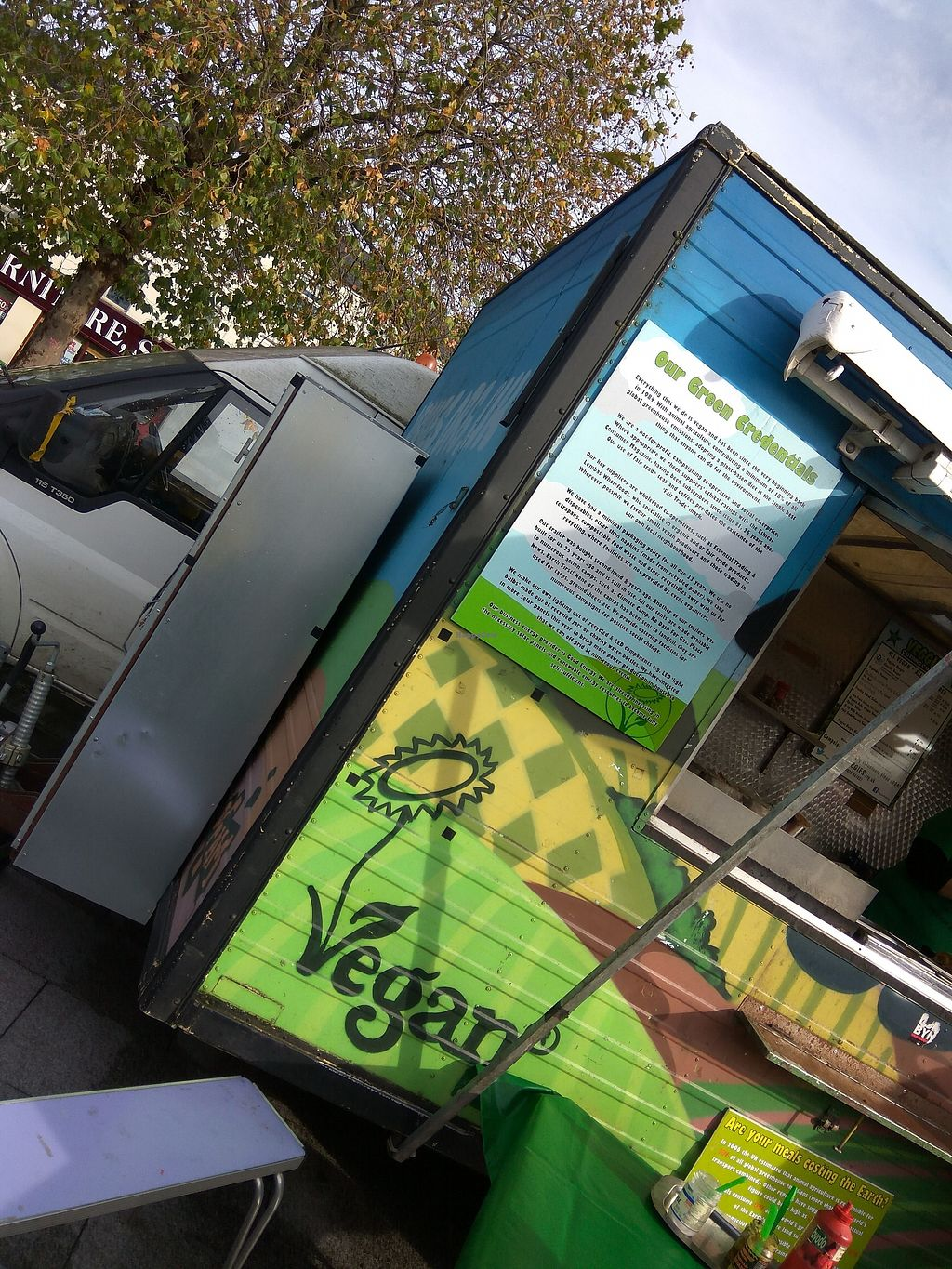 """Photo of Sneinton Vegan Market - Pop-up  by <a href=""""/members/profile/TrixieFirecracker"""">TrixieFirecracker</a> <br/>Veggies Catering <br/> November 6, 2017  - <a href='/contact/abuse/image/71711/322693'>Report</a>"""