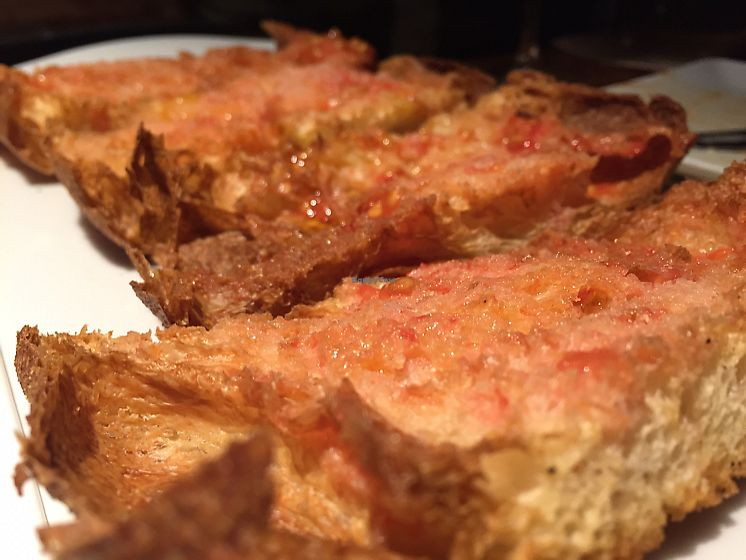 "Photo of CLOSED: El Maderal  by <a href=""/members/profile/DonnaC"">DonnaC</a> <br/>Catalan tomato bread  <br/> October 20, 2017  - <a href='/contact/abuse/image/71776/317130'>Report</a>"