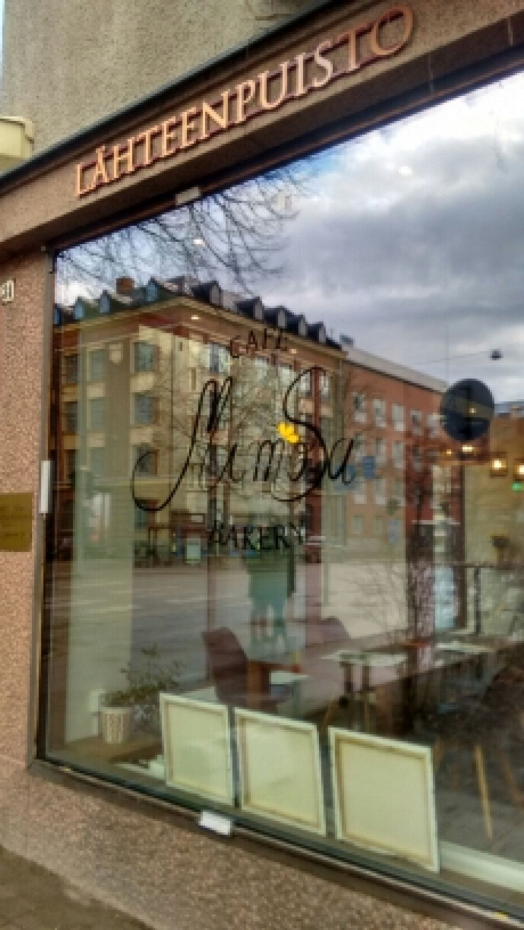 "Photo of Cafe & Bakery Mimosa  by <a href=""/members/profile/Miio%20Seppaenen"">Miio Seppaenen</a> <br/>mimosa cafe & bakery <br/> April 10, 2016  - <a href='/contact/abuse/image/71779/143757'>Report</a>"