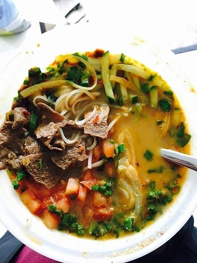 """Photo of Dang Good Vietnamese Restaurant  by <a href=""""/members/profile/yegtina"""">yegtina</a> <br/>Beef Pho  <br/> January 3, 2018  - <a href='/contact/abuse/image/71792/342371'>Report</a>"""