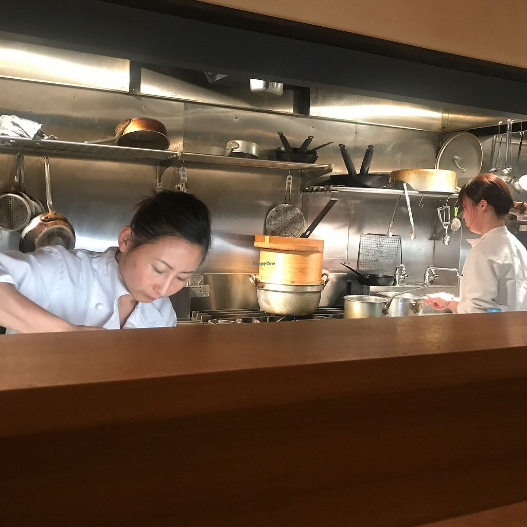 "Photo of Ukishima Garden  by <a href=""/members/profile/e_rocka1%40yahoo.com"">e_rocka1@yahoo.com</a> <br/>the lovely chefs and open kitchen  <br/> February 7, 2018  - <a href='/contact/abuse/image/71830/355944'>Report</a>"