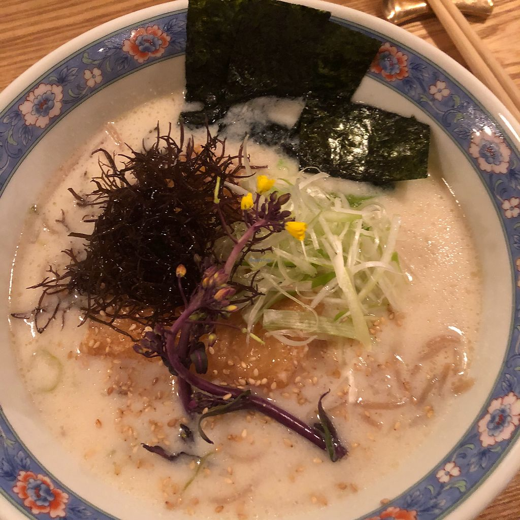 "Photo of Ukishima Garden  by <a href=""/members/profile/SimonJohnson"">SimonJohnson</a> <br/>Delicious soy milk based ramen <br/> March 20, 2018  - <a href='/contact/abuse/image/71830/373164'>Report</a>"