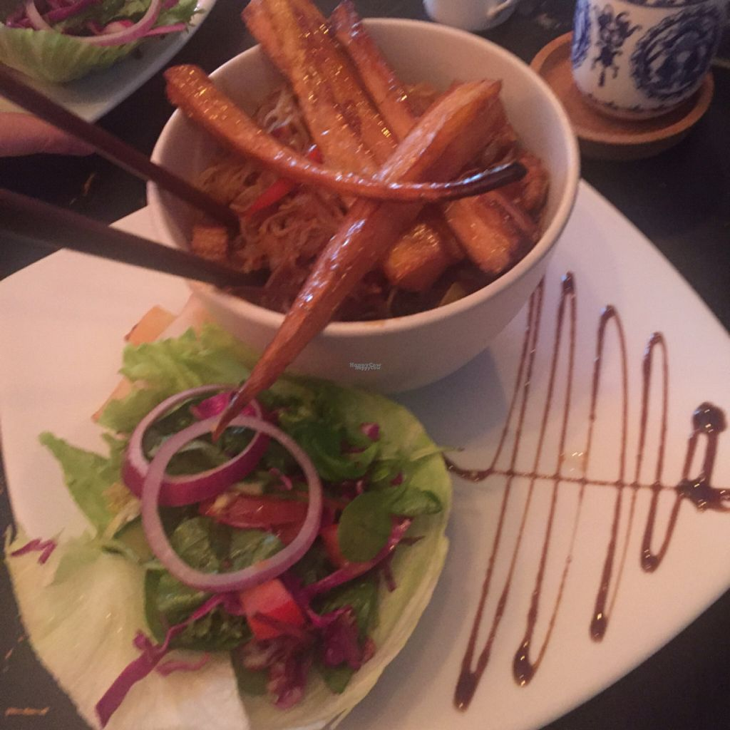"""Photo of Voltaire  by <a href=""""/members/profile/LaurenleaA"""">LaurenleaA</a> <br/>the noodle dish!! yum!  <br/> August 12, 2016  - <a href='/contact/abuse/image/71832/167933'>Report</a>"""