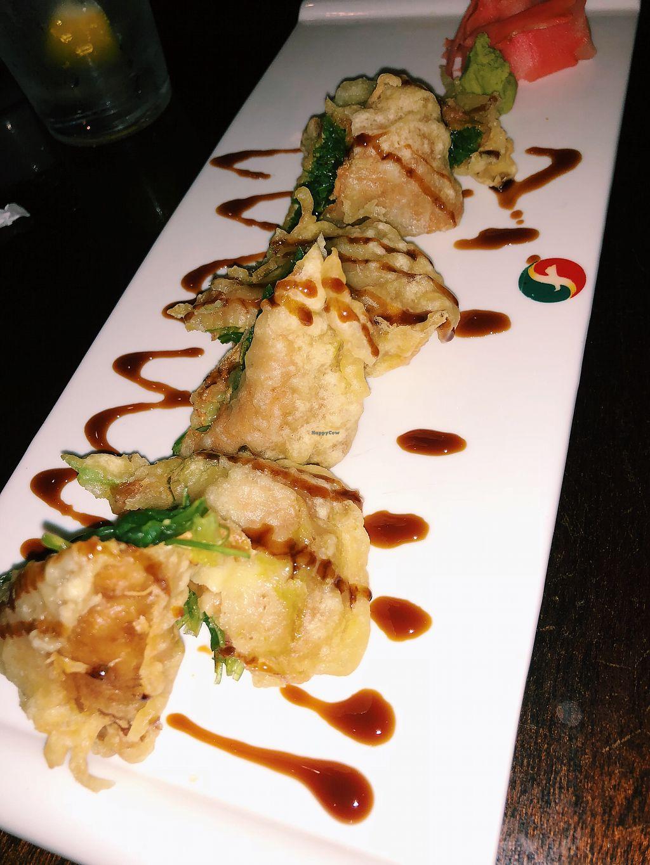 "Photo of Fulin's Asian Cuisine  by <a href=""/members/profile/AbigailAnnaFoster"">AbigailAnnaFoster</a> <br/>Tempura pockets!! <br/> April 14, 2018  - <a href='/contact/abuse/image/71848/385886'>Report</a>"