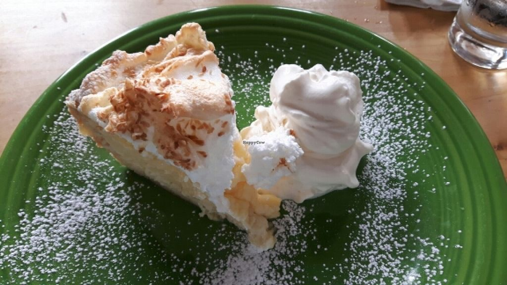 "Photo of Lefty's Fresh Food  by <a href=""/members/profile/Josensei"">Josensei</a> <br/>Coconut Cream Pie <br/> April 7, 2016  - <a href='/contact/abuse/image/71872/143251'>Report</a>"