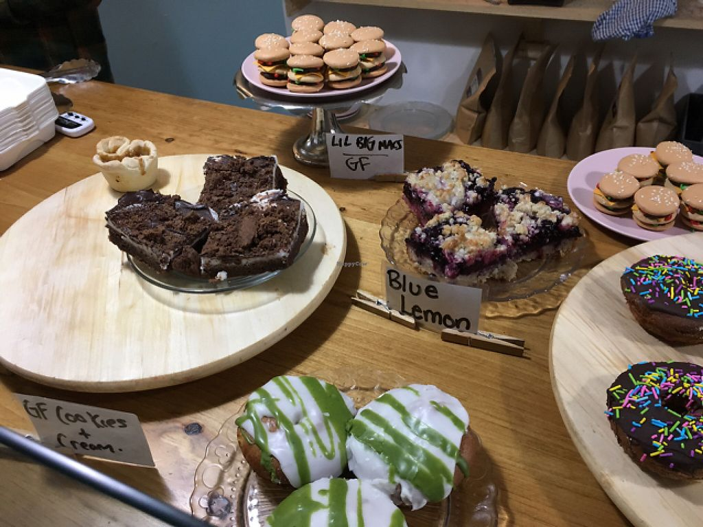 """Photo of Little Jo Berry's  by <a href=""""/members/profile/bethveganza"""">bethveganza</a> <br/>desserts  <br/> May 6, 2017  - <a href='/contact/abuse/image/71893/256303'>Report</a>"""