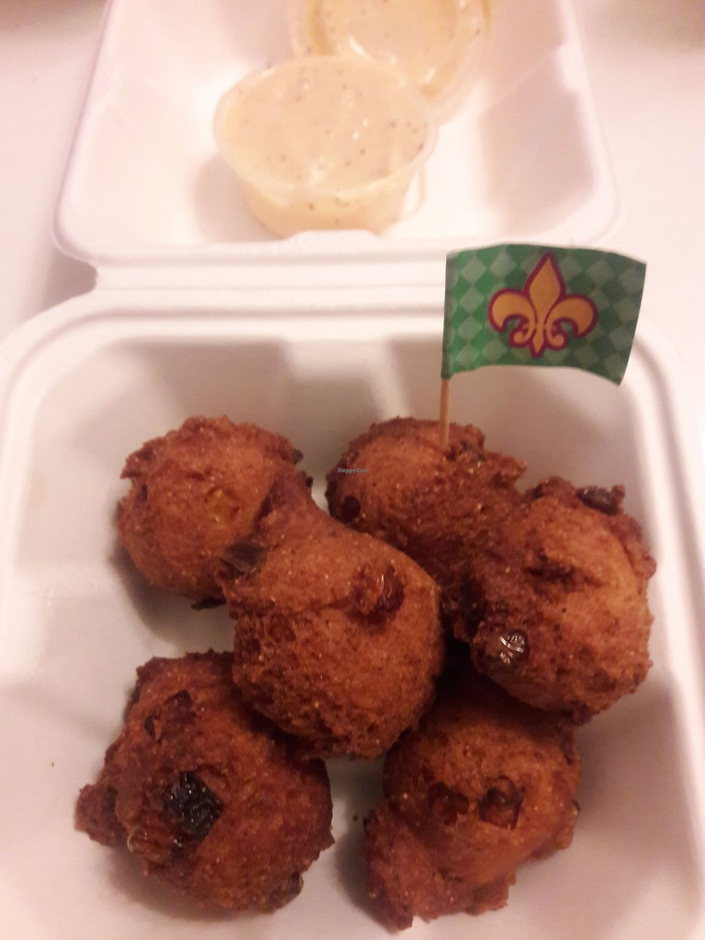 """Photo of Krimsey's Cajun Kitchen  by <a href=""""/members/profile/Sonja%20and%20Dirk"""">Sonja and Dirk</a> <br/>hush puppies <br/> August 20, 2017  - <a href='/contact/abuse/image/71919/294888'>Report</a>"""