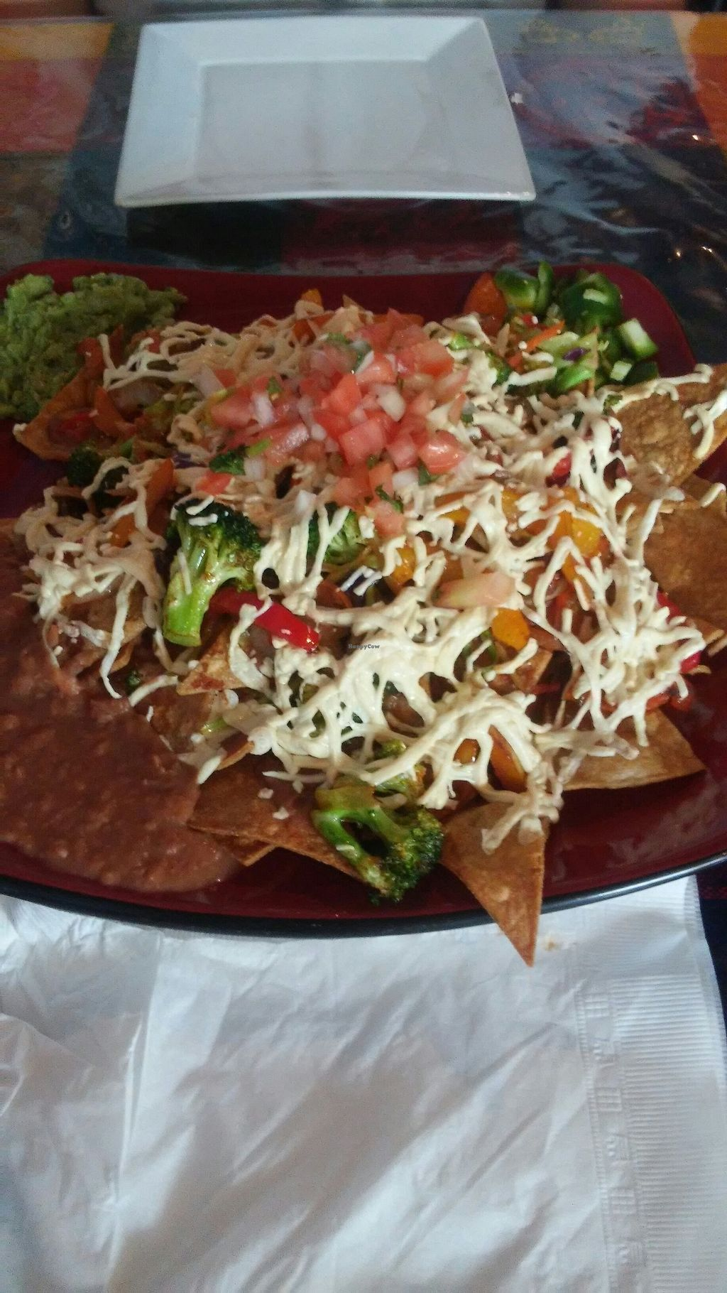 "Photo of Cantina Vallarta  by <a href=""/members/profile/Totallynotvegan"">Totallynotvegan</a> <br/>Nachos!! <br/> July 27, 2017  - <a href='/contact/abuse/image/71925/285608'>Report</a>"