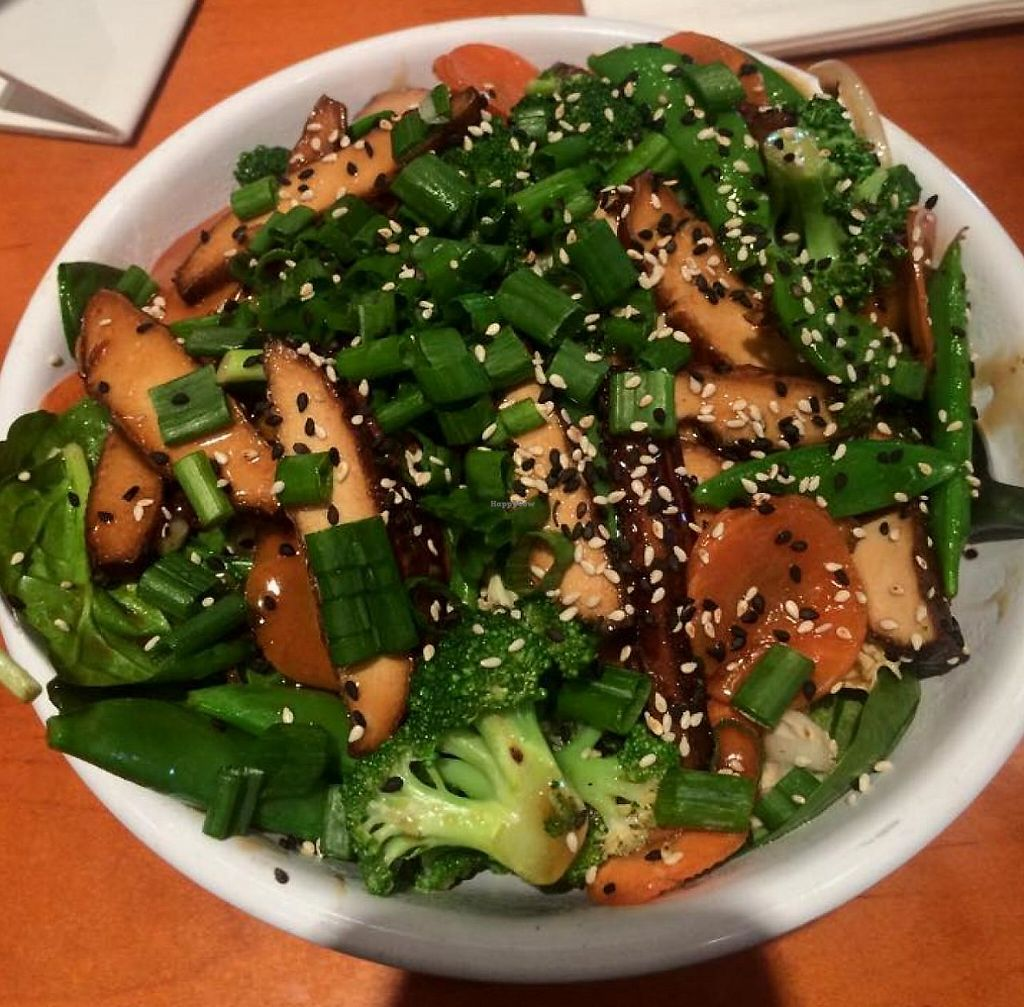 "Photo of Pei Wei Asian Diner  by <a href=""/members/profile/Meggie%20and%20Ben"">Meggie and Ben</a> <br/>Broccoli with tofu <br/> December 31, 2014  - <a href='/contact/abuse/image/7203/207649'>Report</a>"
