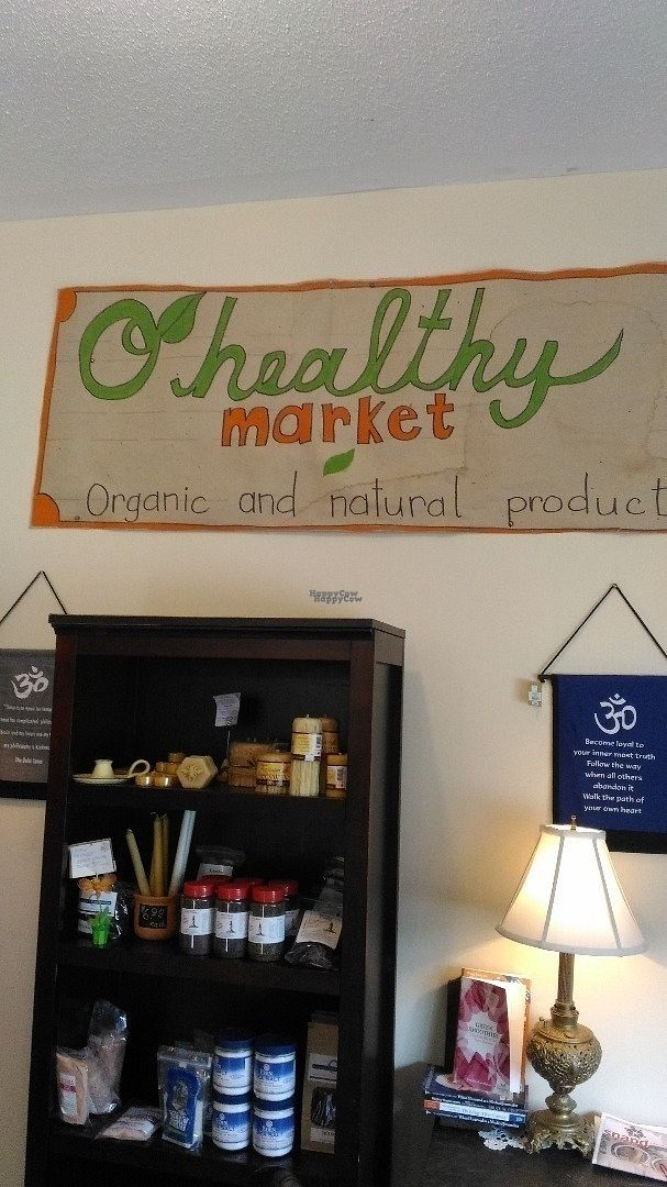 """Photo of Ohealthy Market - Portland St  by <a href=""""/members/profile/QuothTheRaven"""">QuothTheRaven</a> <br/>Inside <br/> October 2, 2016  - <a href='/contact/abuse/image/72063/179359'>Report</a>"""