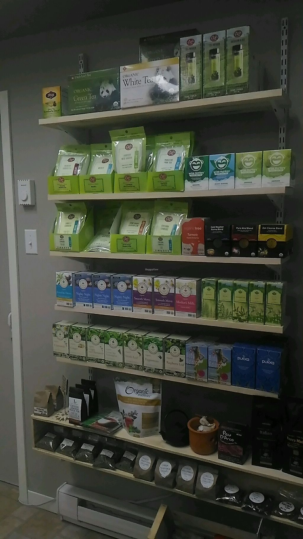 """Photo of Ohealthy Market - Portland St  by <a href=""""/members/profile/QuothTheRaven"""">QuothTheRaven</a> <br/>tea <br/> September 8, 2017  - <a href='/contact/abuse/image/72063/301917'>Report</a>"""