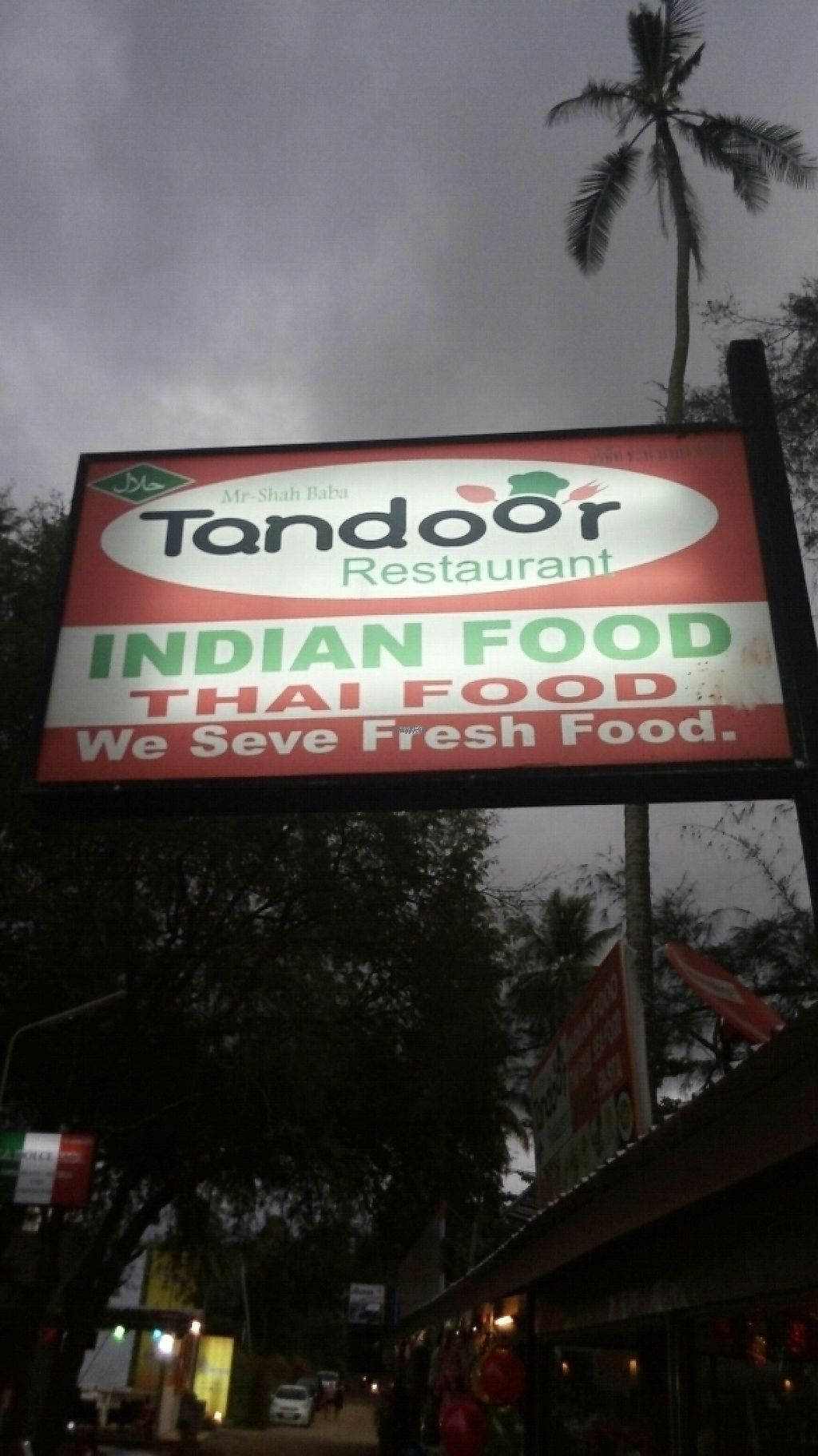 "Photo of Shahbaba Indian Restaurant  by <a href=""/members/profile/TaaviKasemagi"">TaaviKasemagi</a> <br/>restaurant sign on walking street <br/> January 26, 2017  - <a href='/contact/abuse/image/72079/217192'>Report</a>"