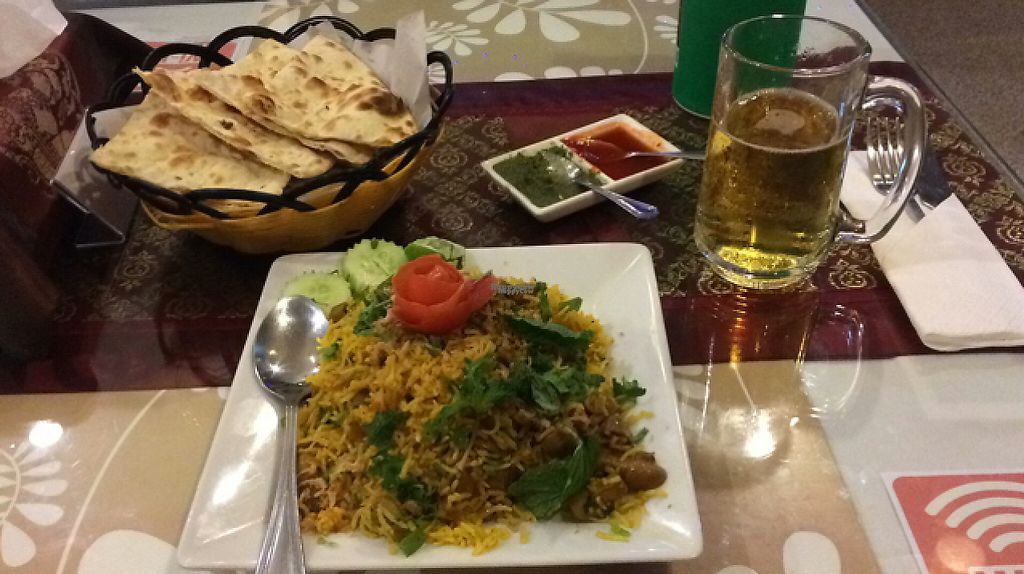"Photo of Shahbaba Indian Restaurant  by <a href=""/members/profile/Kase85"">Kase85</a> <br/>Mushrooms  <br/> February 22, 2017  - <a href='/contact/abuse/image/72079/229438'>Report</a>"