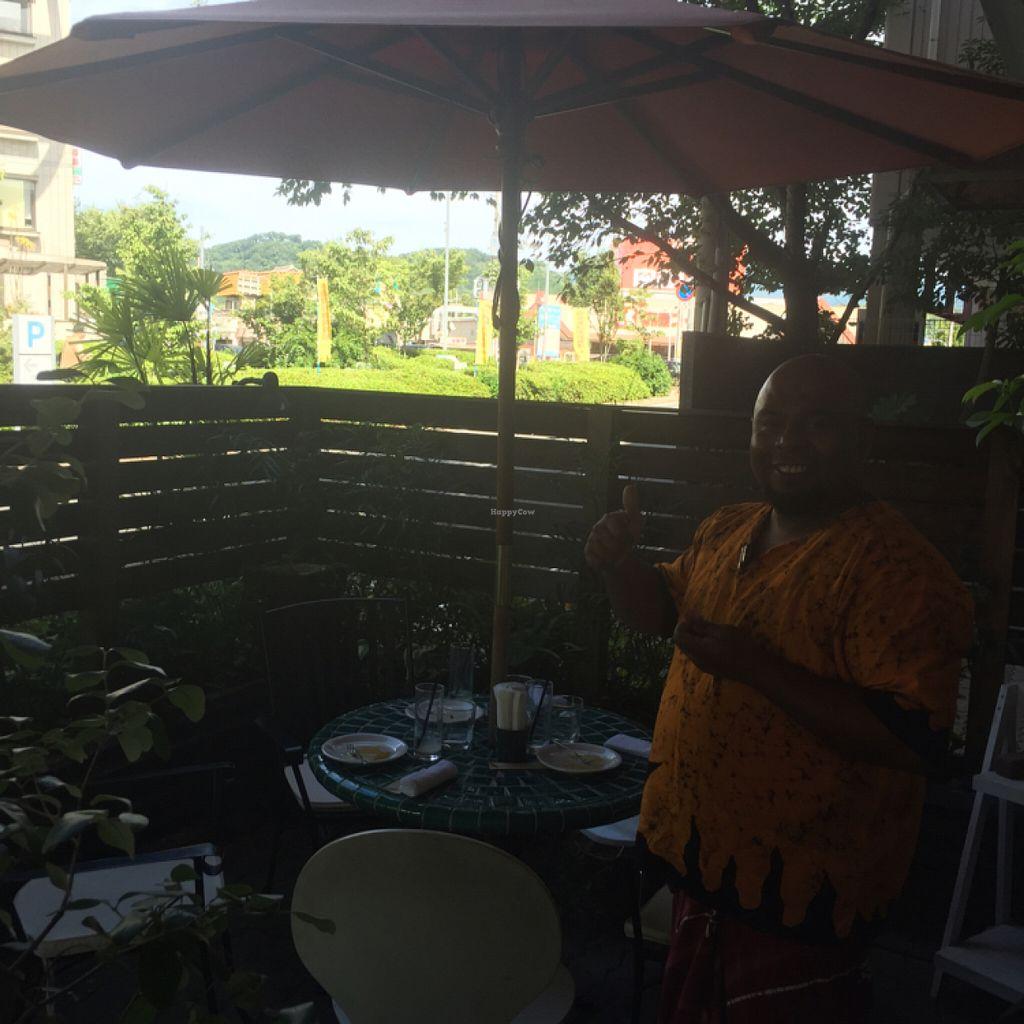 "Photo of Amaya Sri Lankan Restaurant   by <a href=""/members/profile/Vegeiko"">Vegeiko</a> <br/>Feel like in Sri Lanka  <br/> July 2, 2016  - <a href='/contact/abuse/image/72084/157259'>Report</a>"