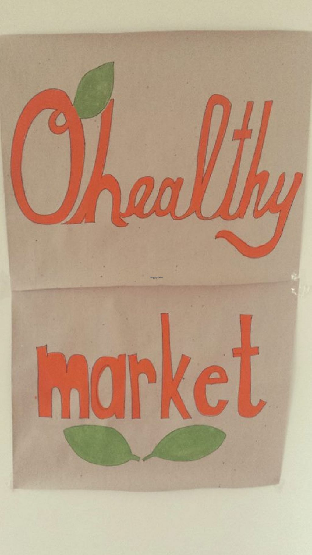 """Photo of REMOVED: OHealthy Market   by <a href=""""/members/profile/QuothTheRaven"""">QuothTheRaven</a> <br/>sign <br/> April 7, 2016  - <a href='/contact/abuse/image/72110/143253'>Report</a>"""
