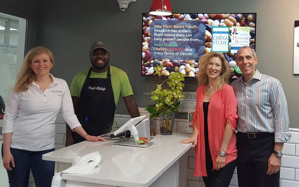 "Photo of Fred and Ricky's Plant Delicious Foods - Westport  by <a href=""/members/profile/community"">community</a> <br/>Fred and Ricky's Plant Delicious Foods <br/> April 10, 2016  - <a href='/contact/abuse/image/72117/143797'>Report</a>"