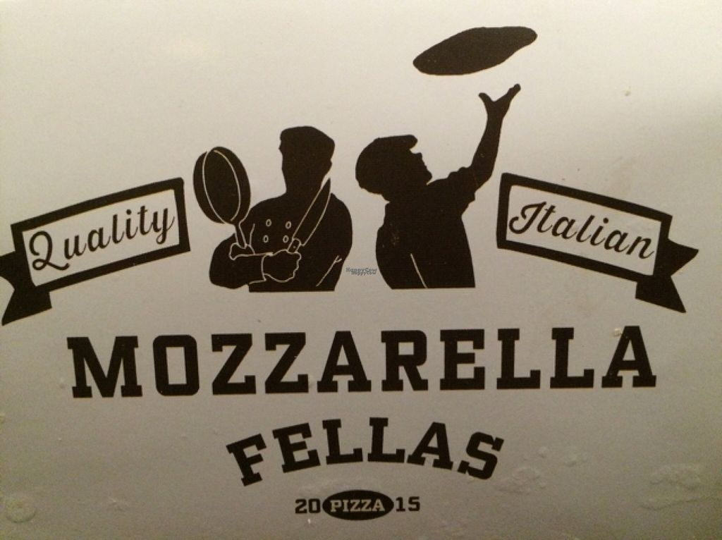 """Photo of Mozzarella Fellas  by <a href=""""/members/profile/aamhp1"""">aamhp1</a> <br/>Restaurant Logo <br/> August 6, 2016  - <a href='/contact/abuse/image/72119/166001'>Report</a>"""