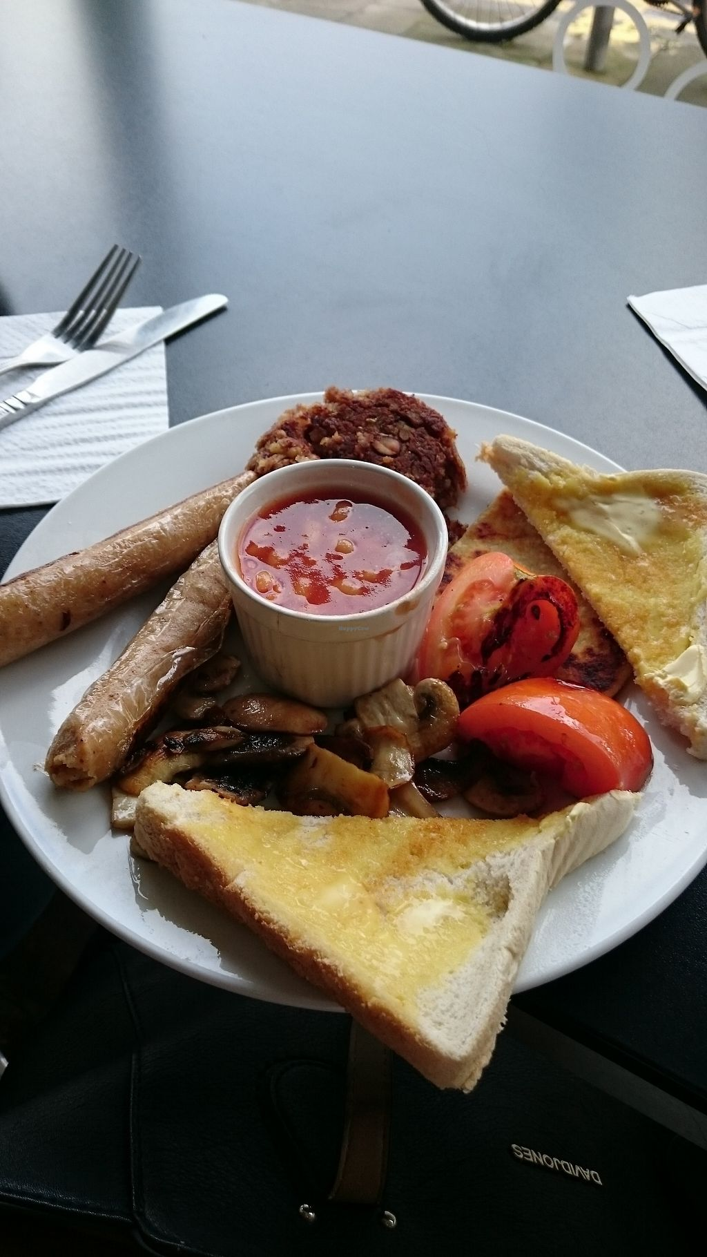 """Photo of Breakfast Brunch and Lunch  by <a href=""""/members/profile/Layra"""">Layra</a> <br/>Vegan breakfast <br/> October 24, 2017  - <a href='/contact/abuse/image/72133/318267'>Report</a>"""