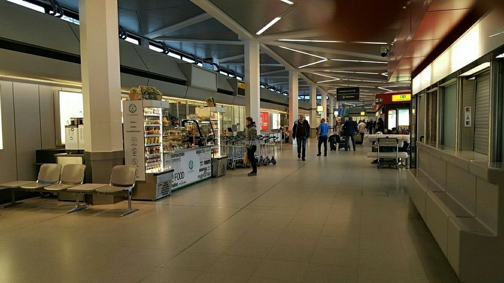 "Photo of In.tegrale - Berlin Tegel Airport  by <a href=""/members/profile/Clare"">Clare</a> <br/>between gates A12 and 13  <br/> October 24, 2016  - <a href='/contact/abuse/image/72150/184122'>Report</a>"