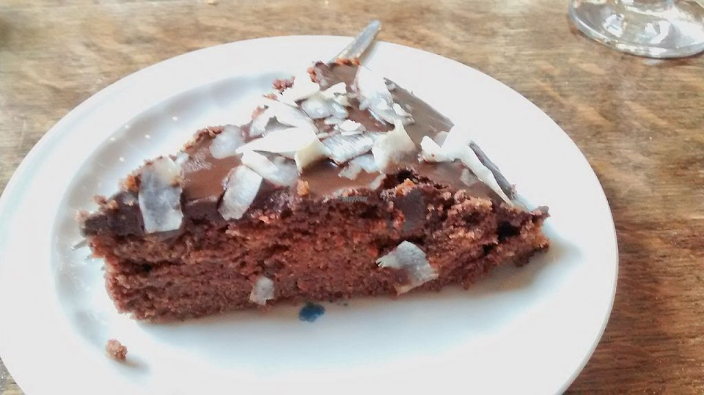 """Photo of Wild Project  by <a href=""""/members/profile/JonJon"""">JonJon</a> <br/>Chocolate cake (vegan) <br/> November 27, 2016  - <a href='/contact/abuse/image/72178/195125'>Report</a>"""