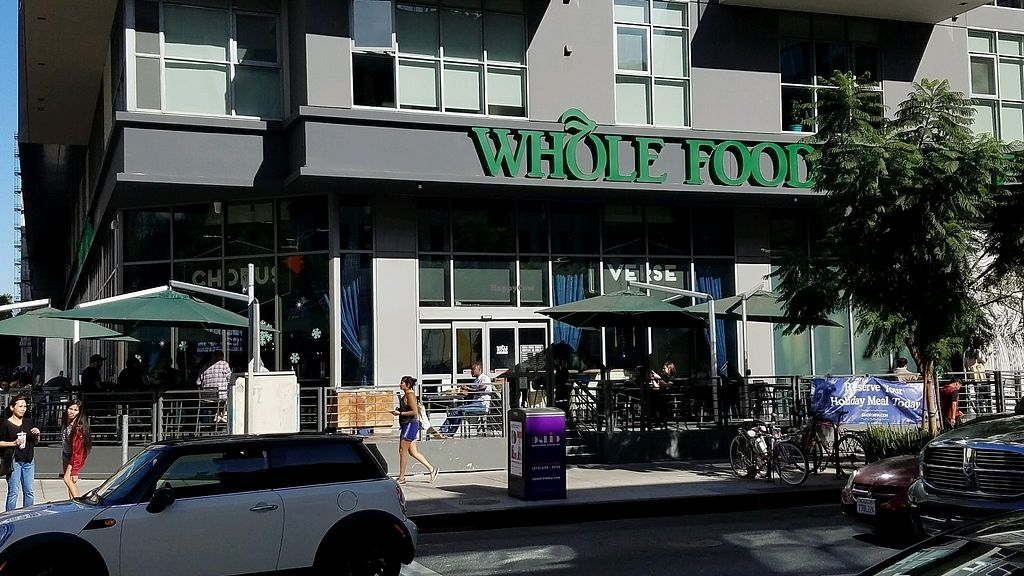 """Photo of Whole Foods Market - DTLA  by <a href=""""/members/profile/eric"""">eric</a> <br/>whole foods DTLA <br/> November 18, 2017  - <a href='/contact/abuse/image/72199/326807'>Report</a>"""