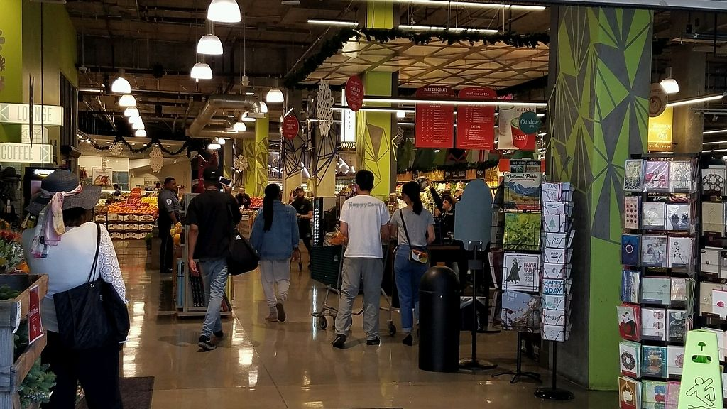 """Photo of Whole Foods Market - DTLA  by <a href=""""/members/profile/eric"""">eric</a> <br/>entrance <br/> November 18, 2017  - <a href='/contact/abuse/image/72199/326817'>Report</a>"""