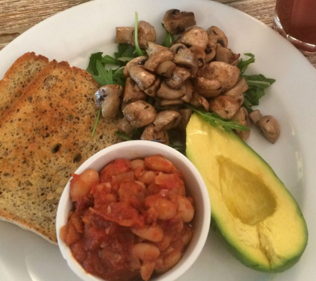"""Photo of Bloom  by <a href=""""/members/profile/Carla.Rowe23"""">Carla.Rowe23</a> <br/>Gluten free + vegan breakfast  <br/> April 10, 2016  - <a href='/contact/abuse/image/72211/248800'>Report</a>"""