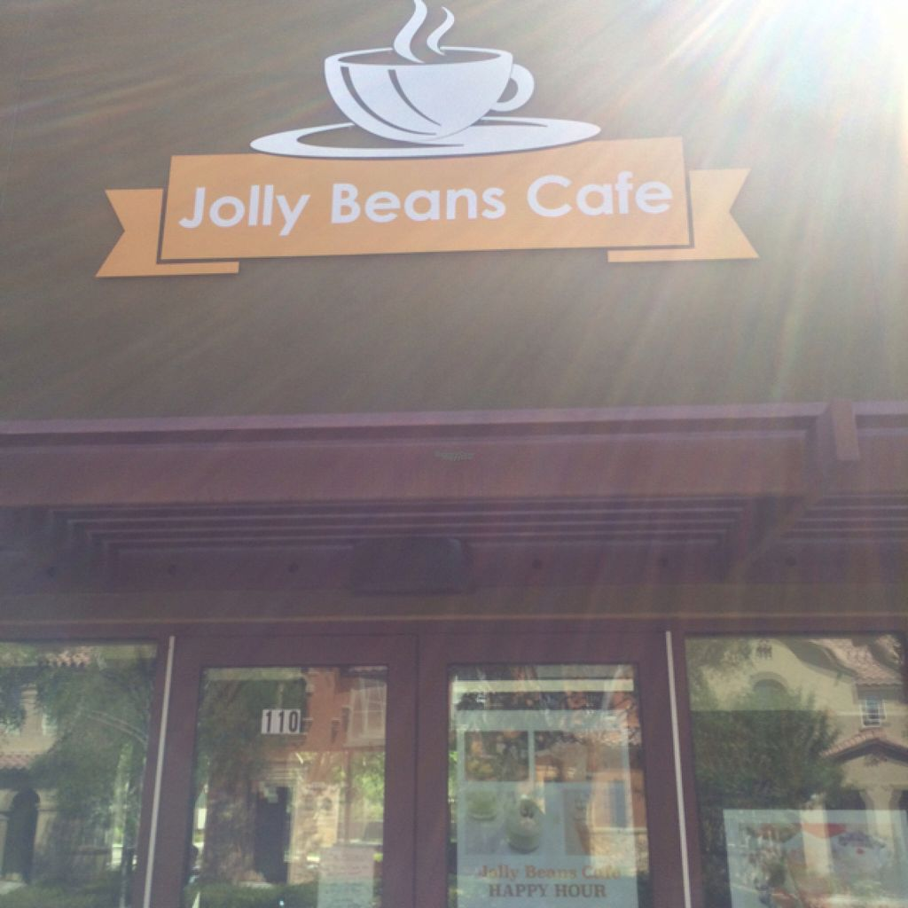 """Photo of Jolly Beans Cafe  by <a href=""""/members/profile/glassesgirl79"""">glassesgirl79</a> <br/>Entrace to Jolly Beans Cafe <br/> August 8, 2016  - <a href='/contact/abuse/image/72214/166973'>Report</a>"""