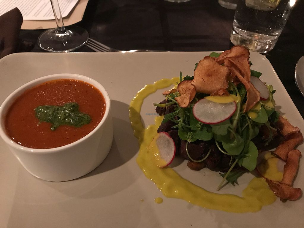 "Photo of Harvest Beat  by <a href=""/members/profile/Arti"">Arti</a> <br/>soup and salad - so good <br/> April 22, 2018  - <a href='/contact/abuse/image/72216/389529'>Report</a>"