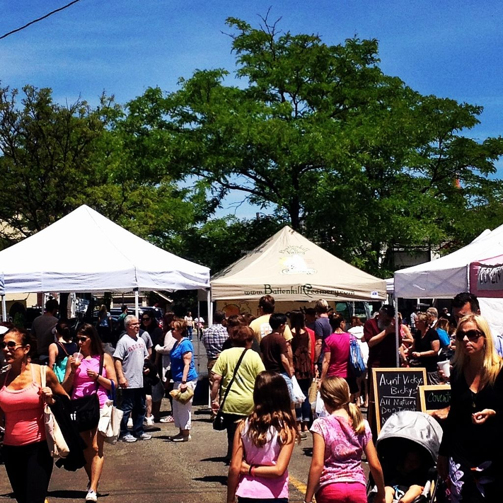 """Photo of Ramsey Farmers Market  by <a href=""""/members/profile/Ellenkm"""">Ellenkm</a> <br/>Every Sunday 9-2 June through Novembers outdoors <br/> April 12, 2016  - <a href='/contact/abuse/image/72254/144275'>Report</a>"""