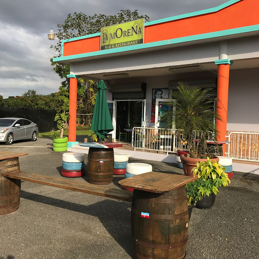 """Photo of La Morena Bar and Restaurant  by <a href=""""/members/profile/xmrfigx"""">xmrfigx</a> <br/>La Moréna <br/> February 17, 2017  - <a href='/contact/abuse/image/72257/227248'>Report</a>"""