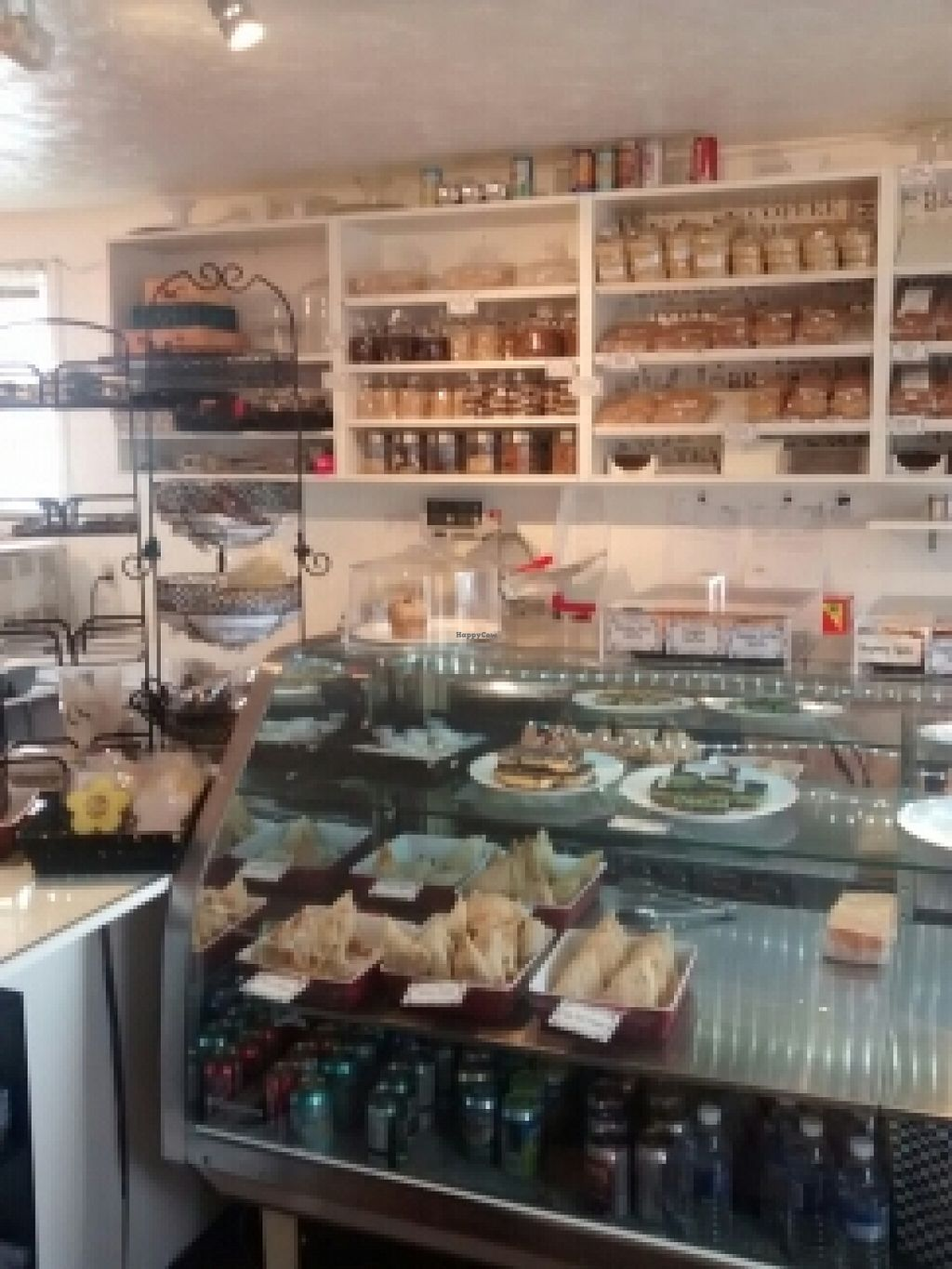 """Photo of Odell's Gluten Free Bakery  by <a href=""""/members/profile/QuothTheRaven"""">QuothTheRaven</a> <br/>lots of vegan options <br/> April 12, 2016  - <a href='/contact/abuse/image/72258/144263'>Report</a>"""