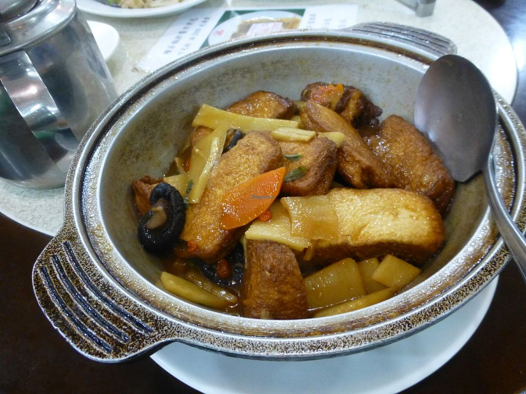 "Photo of Seng Sung Ueng Vegetarian  by <a href=""/members/profile/steveveg"">steveveg</a> <br/>Seng Sung Ueng tofu <br/> April 12, 2016  - <a href='/contact/abuse/image/72277/144290'>Report</a>"